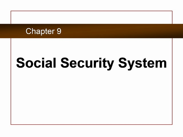 the social security system Use 'social security system' in a sentence the country of switzerland has a social security system that is one of the most complete and generous in the world, and yet they are very prosperous even so.